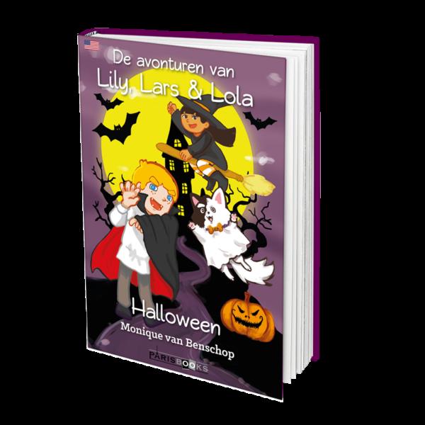 Halloween Lily, Lars & Lola